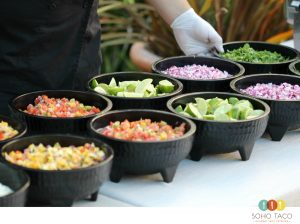 SOHO TACO Gourmet Taco Catering - Unitarian Society - Wedding - Santa Barbara CA