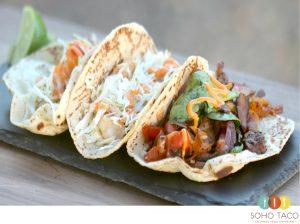 SOHO TACO Gourmet Taco Catering - Gourmet Food Truck - Orange County - OC