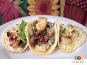 SOHO TACO Gourmet Taco Catering - Thanksgiving - Orange County OC