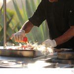 SOHO TACO - Hummingbird Nest Ranch - Wedding - Simi Valley - Grilling Veggies