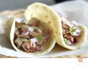 SOHO TACO Gourmet Taco Catering - Carnitas - Orange County - OC