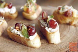 SOHO TACO Gourmet Taco Catering - Rebanada de Uva Appetizers - Orange County CA