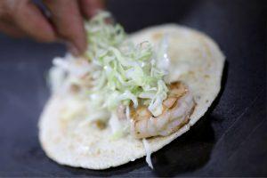 SOHO TACO Gourmet Taco Catering Shrimp Tacos Sage Hill School