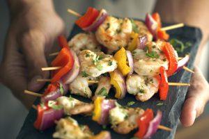 SOHO TACO Gourmet Taco Catering - Espadillas de Camarones - Orange County - CA