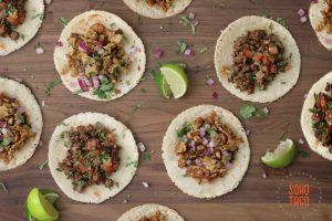 SOHO TACO Gourmet Taco Catering - Orange County - Food Truck - Carne Asada - Pollo Asado