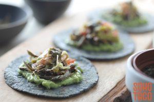 SOHO TACO Gourmet Taco Catering - Taco de Charales - Orange County