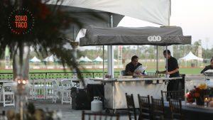 SOHO TACO Gourmet Taco Catering - Wedding - Empire Polo Club - Indio CA
