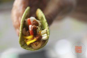 SOHO TACO Gourmet Taco Catering - Taco Jardinero - Orange County - OC