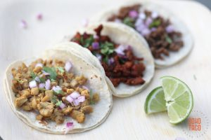 SOHO TACO Gourmet Taco Catering - Environmental Nature Center Wedding - Terrific Selection of Tacos