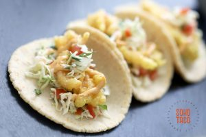 SOHO TACO Gourmet Taco Catering - Patita Crujiente - May Special - Orange County - OC