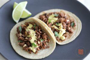 SOHO TACO Gourmet Taco Catering - Taco de Cordero - Orange County - OC