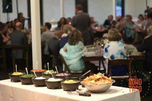SOHO TACO Gourmet Taco Catering - Wedding - Hummingbird Nest Ranch - Santa Susana - Simi Valley - Salsas & Condiments