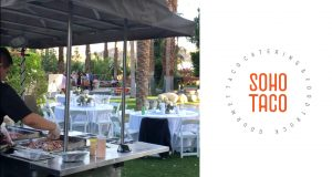 SOHO TACO Gourmet Taco Catering - Cree Estate - Wedding - Cathedral City