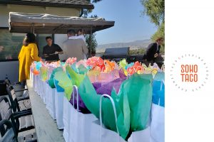 SOHO TACO Gourmet Taco Catering - Greengate Ranch - Wedding Rehearsal - Edna Valley - San Luis Obispo - CA
