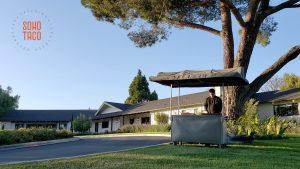 SOHO TACO Gourmet Taco Catering - Greengate Ranch - Wedding Rehearsal - Edna Valley - San Luis Obispo - CA - Cart & Ranch House