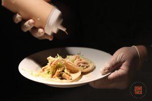 SOHO TACO Gourmet Taco Catering - Hummingbird Nest Ranch - Wedding - Simi Valley - Santa Susana - Chipotle Sour Cream
