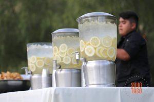 SOHO TACO Gourmet Taco Catering - Hummingbird Nest Ranch - Wedding - Simi Valley - Santa Susana - Lemon Water