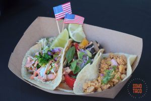 SOHO TACO Gourmet Taco Catering - Memorial Day - Orange County - Los Angeles CA
