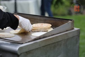 SOHO TACO Gourmet Taco Catering - San Diego Botanic Garden - Wedding - Fresh Handpressed Tortillas
