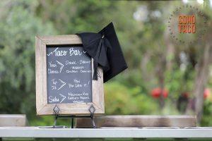 SOHO TACO Gourmet Taco Catering - San Diego Botanical Garden - Graduation