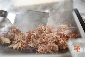 SOHO TACO Gourmet Taco Catering - San Diego Botanical Garden Wedding - Carnitas