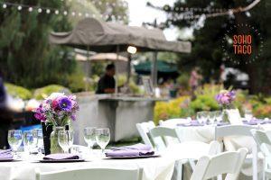 SOHO TACO Gourmet Taco Catering - Wedding - San Diego Botanic Garden