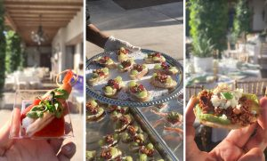 SOHO TACO Gourmet Taco Catering - Wedding - The Bougainvillea Estate - Indio CA