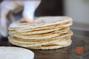 SOHO TACO Gourmet Taco Catering - Hand Pressed Tortillas - Orange County - OC