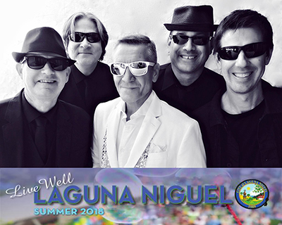 SOHO TACO Gourmet Taco Catering - Laguna Niguel Summer Concert Series - The Smokin Cobras - Orange County - OC