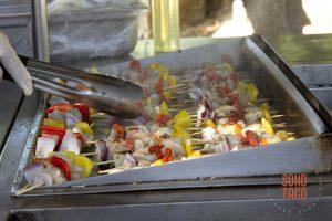 SOHO TACO Gourmet Taco Catering - Wedding - Temecula - French Farmhouse Wine Country Escape - Espadillas de Camarones