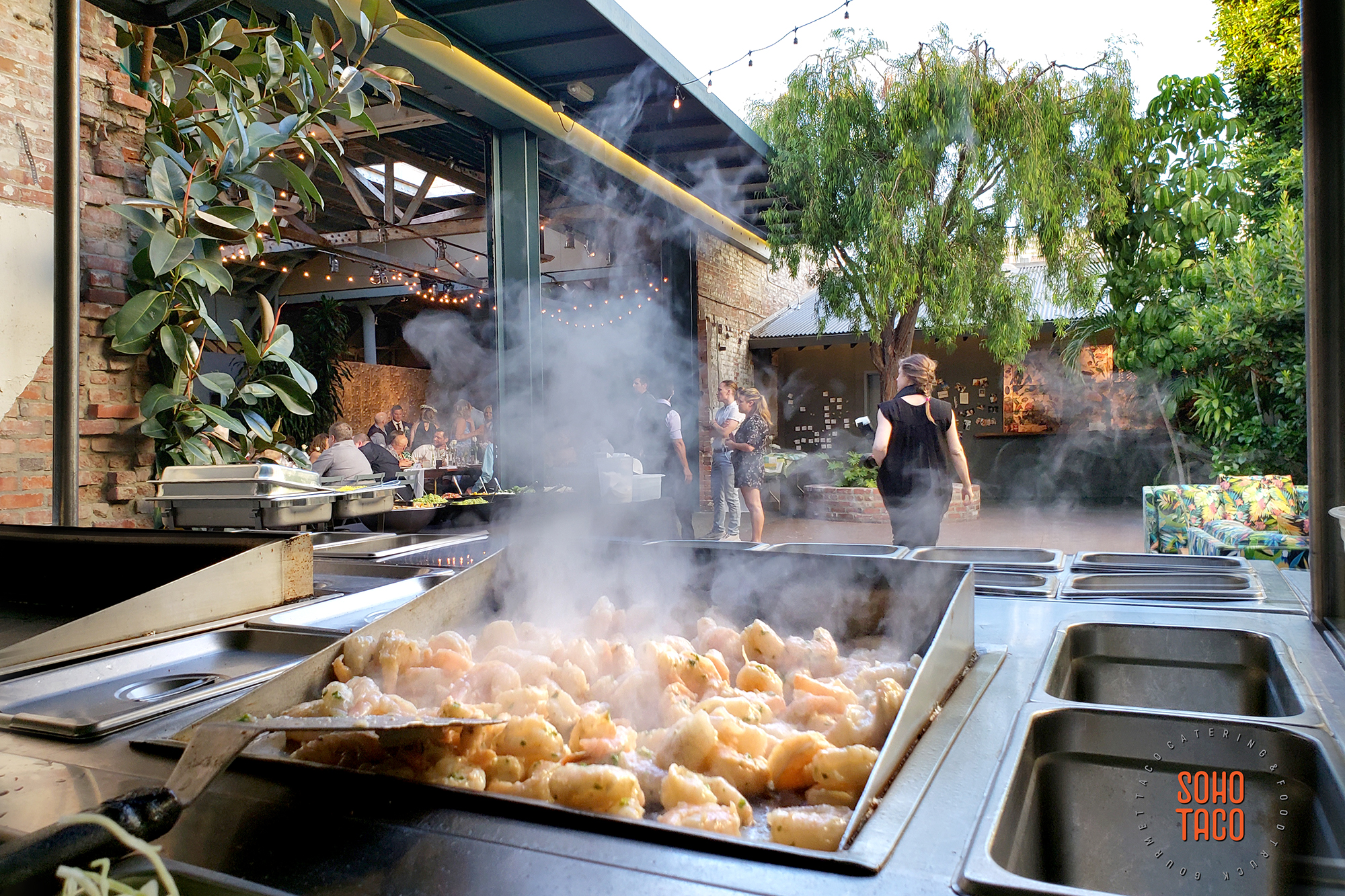 Taco Catering Considerations At The Millwick & Grilling
