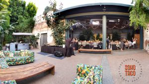 SOHO TACO Gourmet Taco Catering - Wedding - The Millwick - Panorama