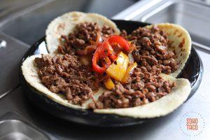 SOHO TACO Gourmet Taco Catering - BizBash - California Market Center - Los Angeles CA