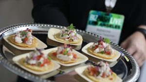 SOHO TACO Gourmet Taco Catering - BizBash Live - Los Angeles CA 2018