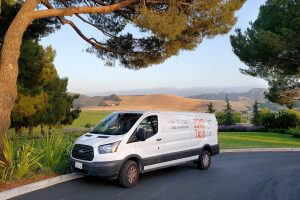SOHO TACO Gourmet Taco Catering - Greengate Ranch & Vineyard - Wedding Rehearsal - Van With Valley