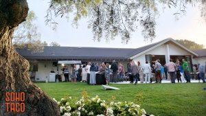 SOHO TACO Gourmet Taco Catering - Wedding Rehearsal - Greengate Ranch - San Luis Obispo CA