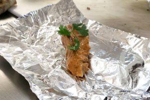 SOHO TACO Gourmet Taco Catering - El Tallado - En Papillote