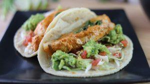 SOHO TACO Gourmet Taco Catering - El Tallado - Prepared En Papillote