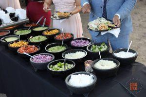 SOHO TACO Gourmet Taco Catering - McCormick Home Ranch - Camarillo CA - Condiments & Salsas