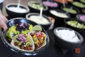 SOHO TACO Gourmet Taco Catering - Best Office Catering - Orange County OC
