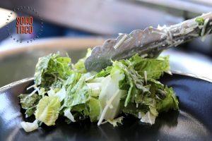 SOHO TACO Gourmet Taco Catering - OCEA - Health Fair 2018 - Orange County - Santa Ana - Cesar Salad