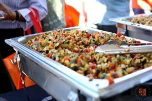 SOHO TACO Gourmet Taco Catering - OCEA - Health Fair 2018 - Orange County - Santa Ana - Veggie Tacos