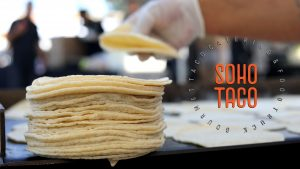 SOHO TACO Gourmet Taco Catering - OCEA - Orange County Employees Association - Tortillas