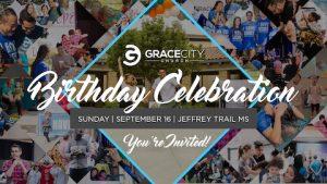 SOHO Taco Gourmet Taco Catering - Grace City Church - 2nd Anniversary Party