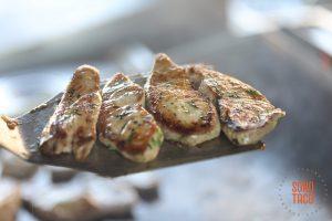 SOHO TACO Gourmet Taco Catering - Los Angeles - Facebook LA - Spatula of Mahi Mahi
