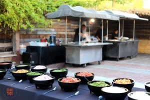 SOHO TACO Gourmet Taco Catering - Seventh Place DTLA - Wedding Reception