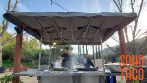 SOHO TACO Gourmet Taco Catering - Temecula Creek Cottage - Wedding - Temecula CA