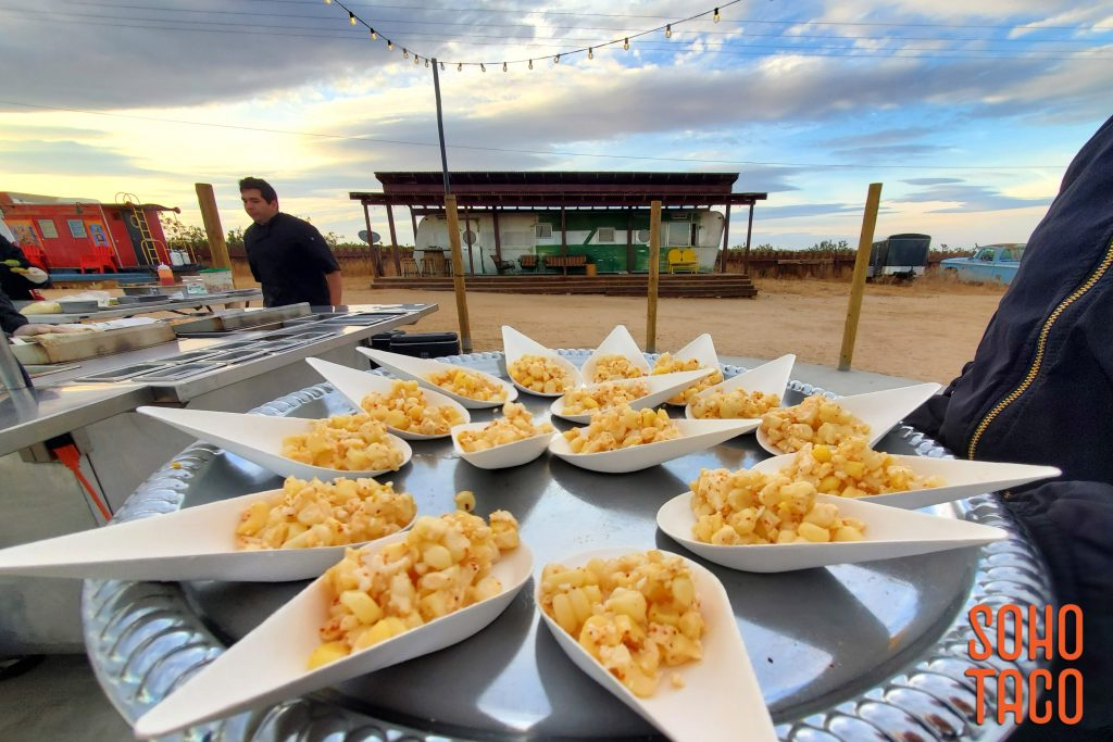 SOHO TACO Gourmet Taco Catering - Hicksville Trailer Palace - Wedding - Esquites Appetizers 002