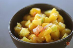 SOHO TACO Gourmet Taco Catering - Mango Salsa