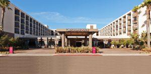 Crowne Plaza Hotel, Redondo Beach CA